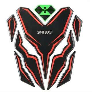 Spirit beast tank pad