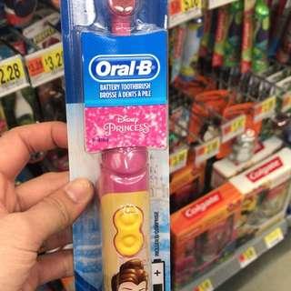 Electric toothbrush Kids
