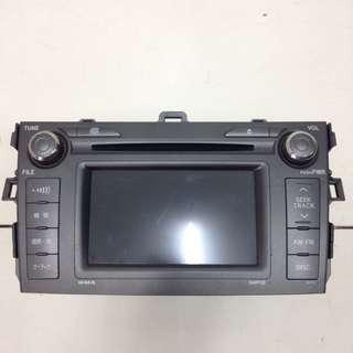 Toyota Fujitsu Ten 86120-12A60 Player (RS548)