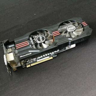 ASUS Desktop Graphic Card HD7850