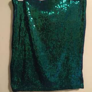 Sequin skirt BRAND NEW!