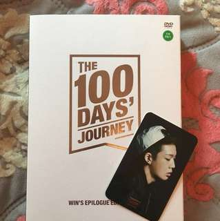 iKON The 100 Day's Journey