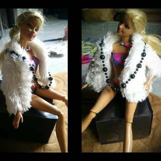 COAT and Pair Of Pants /blouse for Barbie
