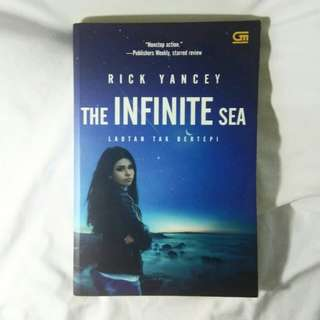 The Infinite Sea by Rick Yancey [TERJEMAHAN BAHASA]