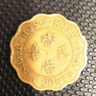 1977 香港兩毫