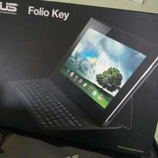 Asus folio bluetooth keyboard