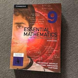 Cambridge Essential mathematics