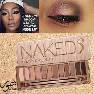 Naked3 eyeshadow