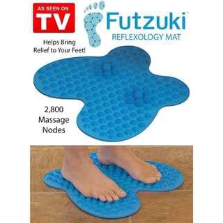 Futzuki Reflexology Foot Relief Mat Pain Relieving