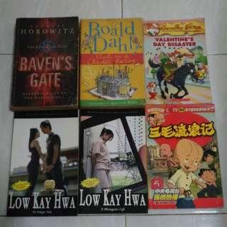 Story Books #Huat50Sale