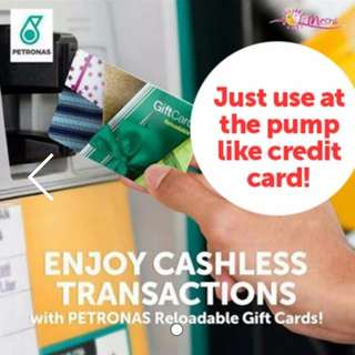 PETRONAS Gift Card (Reloadable)