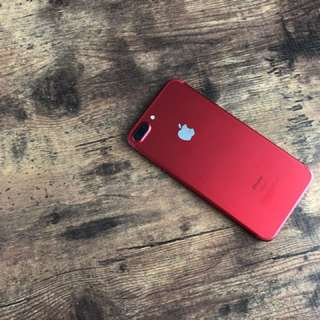 IPHONE 7 Plus 256GB RED OFFICIAL