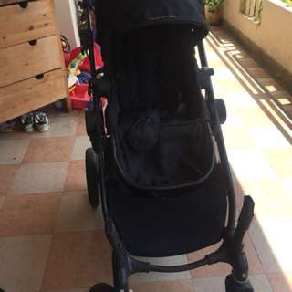 Baby Jogger Double Stroller