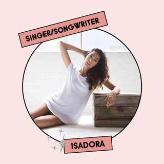 Isadora, Singer/Songwriter