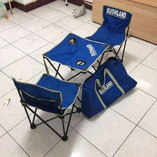 野餐座椅 整組 二手 只能郵寄或自取