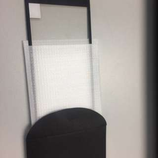 全屏3d曲面 鋼化玻璃手機保護貼 (黑色 - Ip6,ip6s用)(包郵)