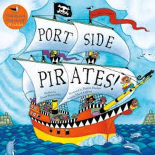 Port Side Pirates! by Oscar Seaworthy