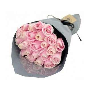 Valentine Bouquet V-day Special Flower Gift 4B22