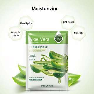 Aloe Vera Natural Skin Care Mask (from Beauty MNL)