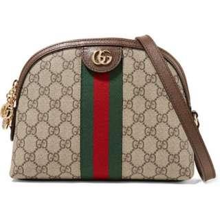 可刷卡可分期** Gucci GGOphidia 肩背 斜背包 蔡依林 代購