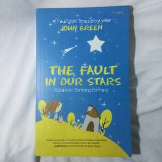 The Fault In Our Stars [TERJEMAHAN BAHASA]