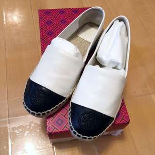(New) Tory Burch shoes  leather espadrilles