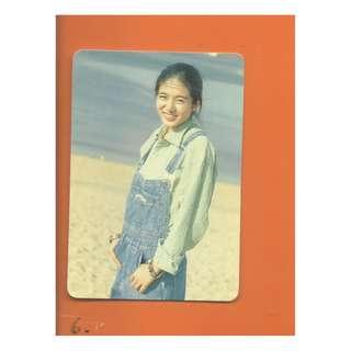 11-R,YES CARD-楊采妮CHARLIE語錄,全購系列-4折(連複品)