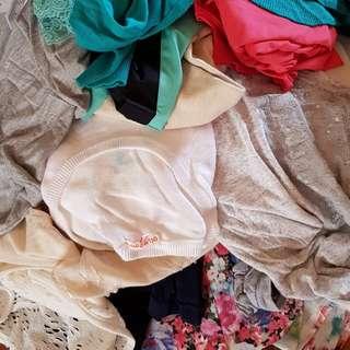 20 pcs of clothes