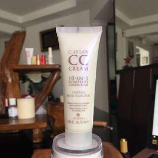 CAVIAR HAIR CC CREAM LEAVE IN UV PROTECTION