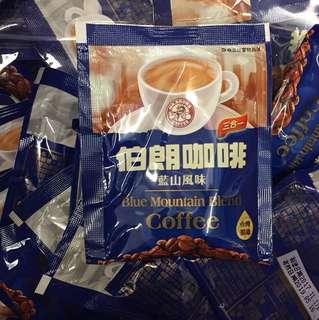 伯朗咖啡藍山口味50包