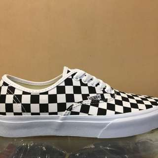 VANS CHECKERBOARD (FREE SHIPPING)