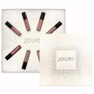 ✨ INSTOCK SALE: Jouer Cosmetic Best of Nudes Mini Lip Crème Gift Set