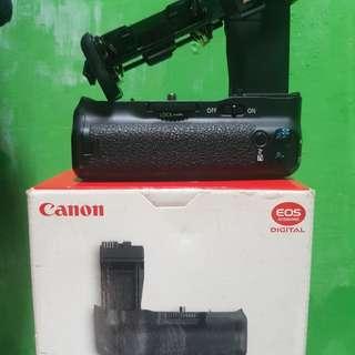 BG canon Batre grip canon 550zd 600d 700d