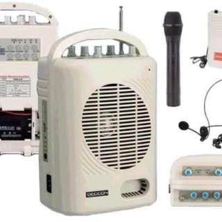 FAST DEAL!!! Ultra Portable Wireless Amplifier