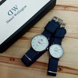 DANIEL WELLINGTON COUPLE LIMITED EDITION WATCH