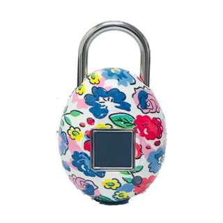 Bio-Key 指紋鎖 TouchLock Fingerprint Smart Padlock QL - Quail Egg Shape