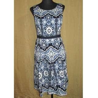 Grecian Tile Dress