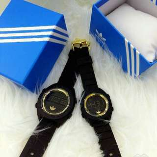 ADIDAS SPORT COUPLE LIMITED EDITION WATCH