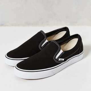 Vans Slip On (Black)