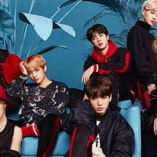 BTS FACE YOURSELF JAPANESE RELEASE