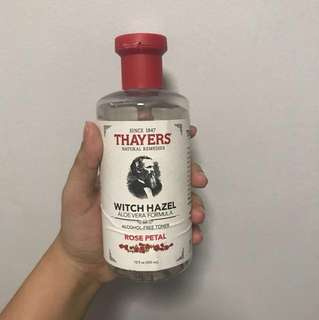 Thayers Witch Hazel Rose Petal Toner // READ DESCRIPTION‼️