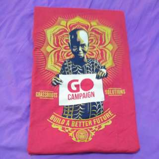 Obey Tee (With Tag) Size S