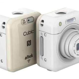 Altek Cubic Smart Mini Wireless Selfie Camera