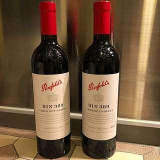 奔富 Bin389 紅酒💗💗💗