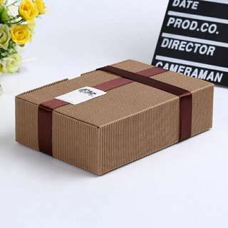 Corrugated Kraft Paper Box Packaging