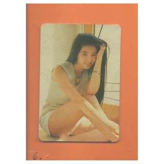 59-V,YES CARD-楊采妮CHARLIE新人語錄(二),全購系列-4折(連複品)