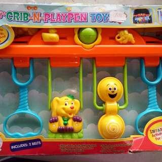 Crib & Playpen Toy