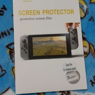 switch 螢幕保護貼