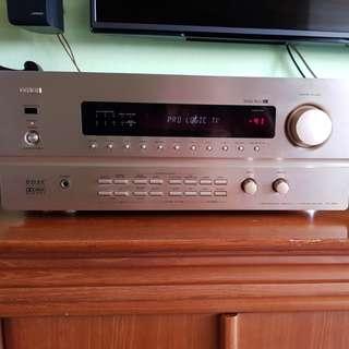 Hi-fi high end amplifier
