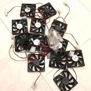 80mm fan desktop